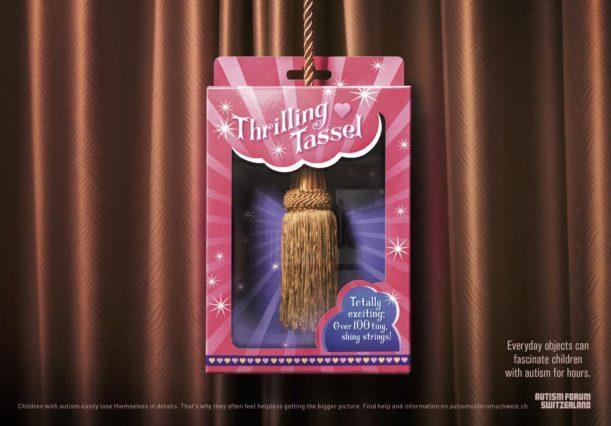 Autism-Forum-Switzerland-Print-Ad-Thrilling-Tassel-1024x724