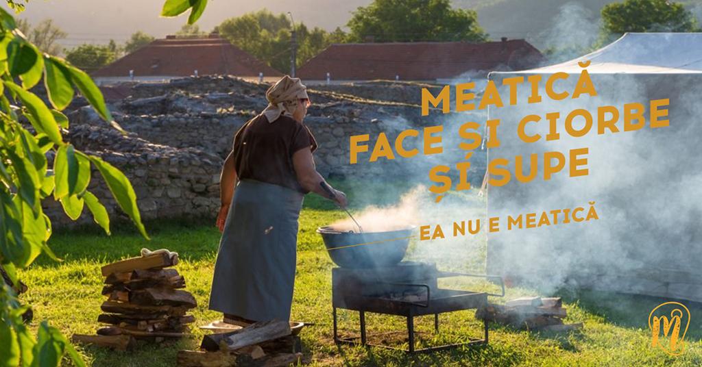 meatica face ciorbe